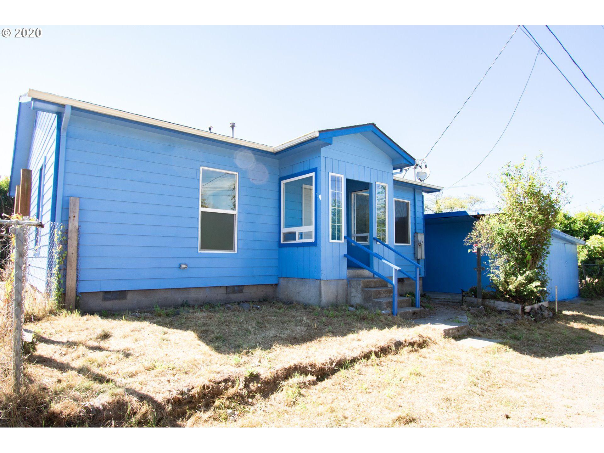 63600 N SPRING RD, Coos Bay, OR 97420 - MLS#: 20208861