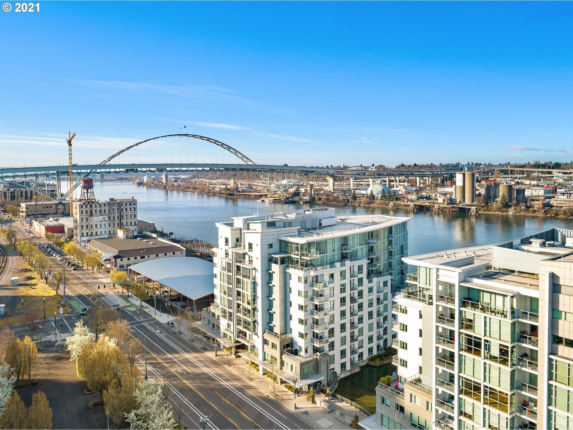 1310 NW NAITO PKWY #403A, Portland, OR 97209 - MLS#: 21543861