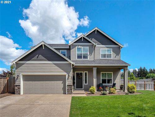 Photo of 592 NE JADE ST, McMinnville, OR 97128 (MLS # 21560862)