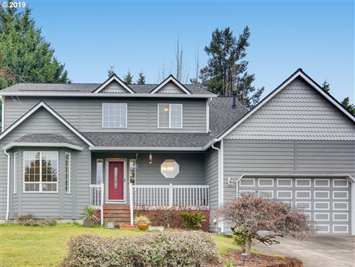 Photo of 20550 SW ILLINOIS LN, Beaverton, OR 97007 (MLS # 19492863)