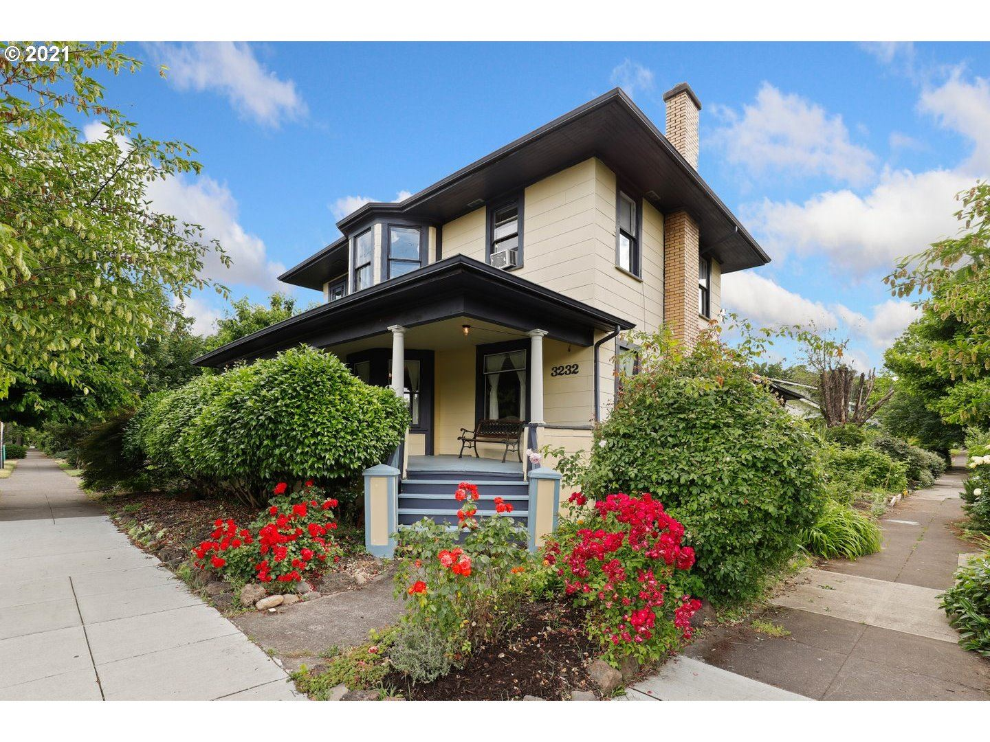 3232 SE 26TH AVE, Portland, OR 97202 - MLS#: 21062863