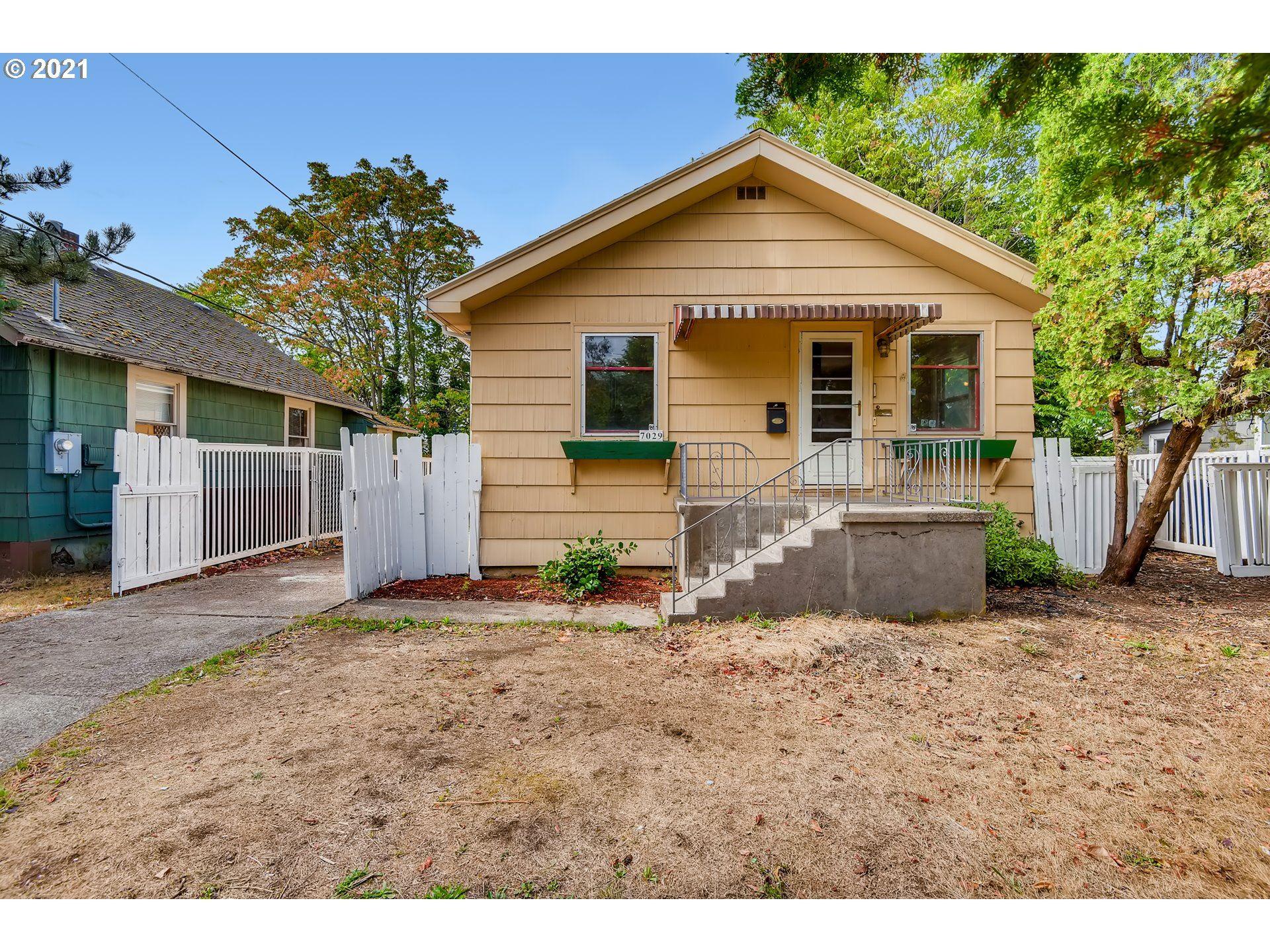 7029 SE 83RD AVE, Portland, OR 97266 - MLS#: 21088863