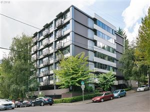 Photo of 2020 SW MAIN ST 505 #505, Portland, OR 97205 (MLS # 19149867)