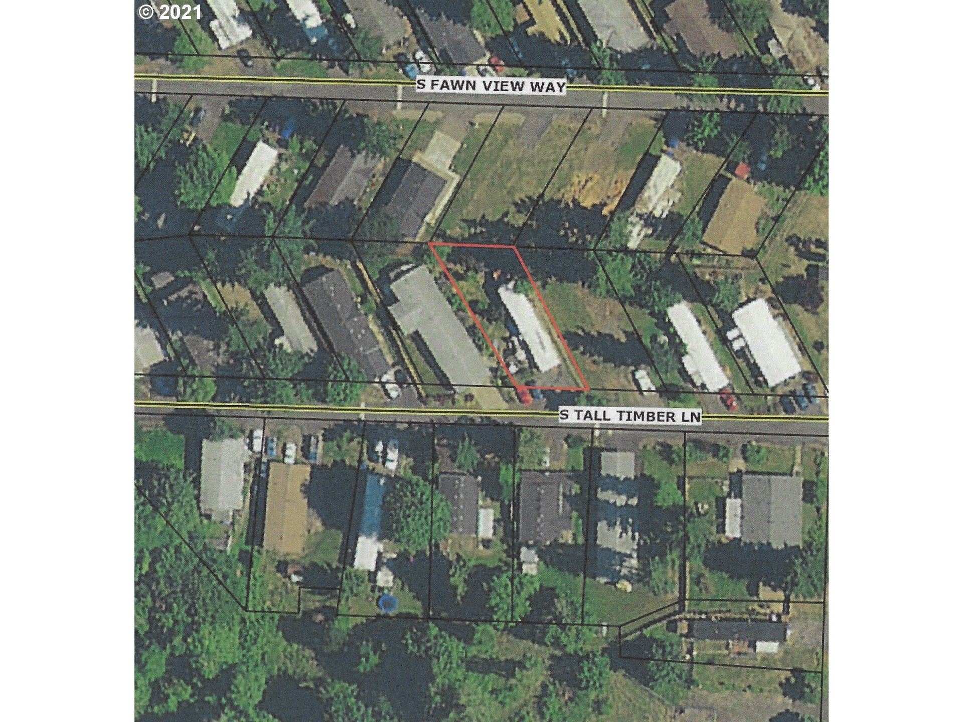 Photo of 15669 S TALL TIMBER LN, Molalla, OR 97038 (MLS # 21653875)