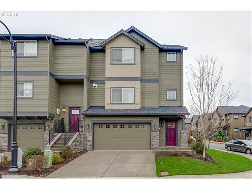 Photo of 11448 SE FALCO ST, Happy Valley, OR 97086 (MLS # 19684882)