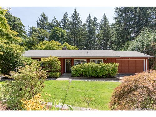 Photo of 2822 SW BOUNDARY ST, Portland, OR 97239 (MLS # 20024882)