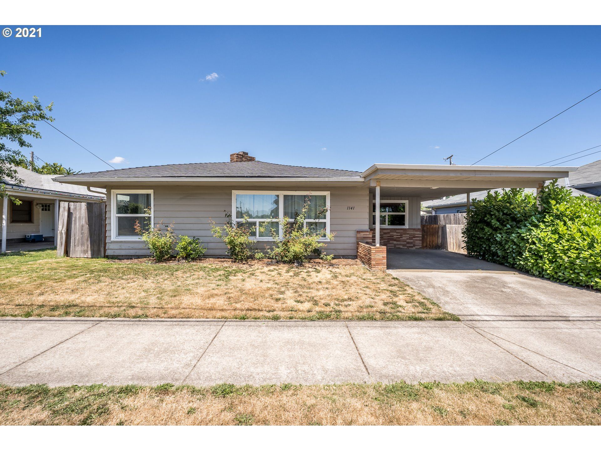 1141 12TH AVE SW, Albany, OR 97321 - MLS#: 21317882