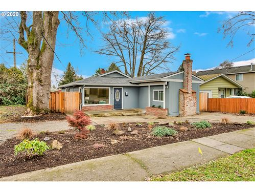 Photo of 1304 SE 84TH AVE, Portland, OR 97216 (MLS # 20583889)