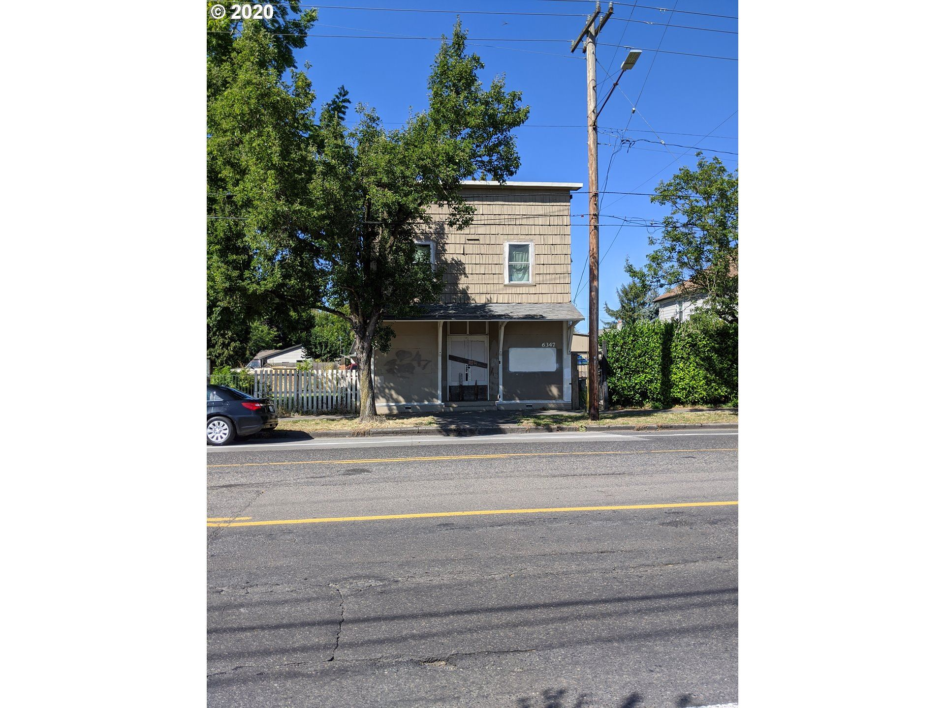 6343 N LOMBARD ST, Portland, OR 97203 - MLS#: 20007890