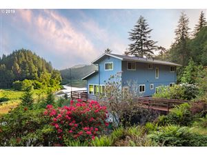 Photo of 17655 LOMMEN RD, Nehalem, OR 97131 (MLS # 19139900)
