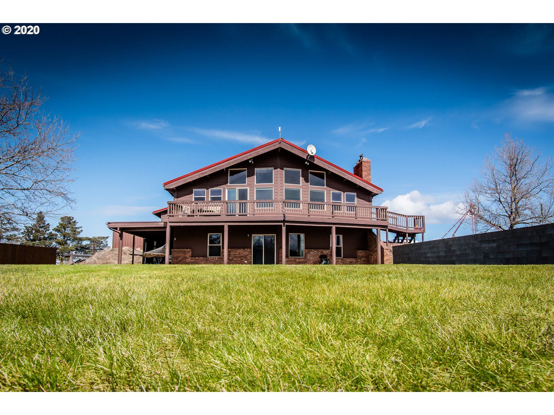 Photo for 81876 GERKING FLAT RD, Athena, OR 97813 (MLS # 20320901)