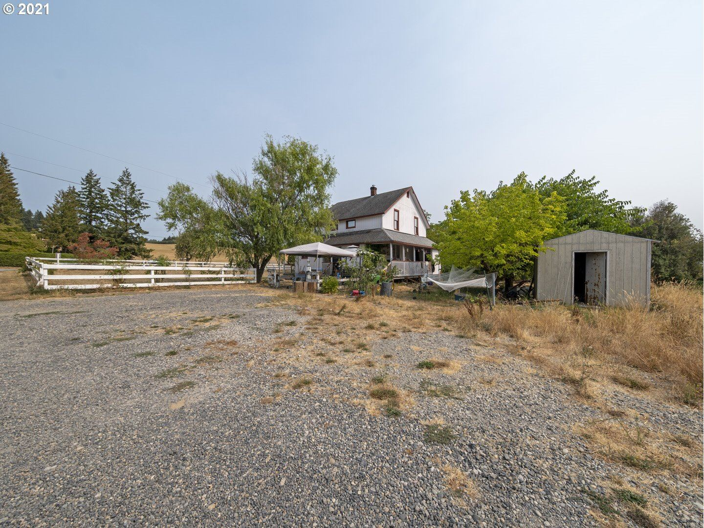 Photo of 39600 NW SUNSET HWY, Banks, OR 97106 (MLS # 21675901)