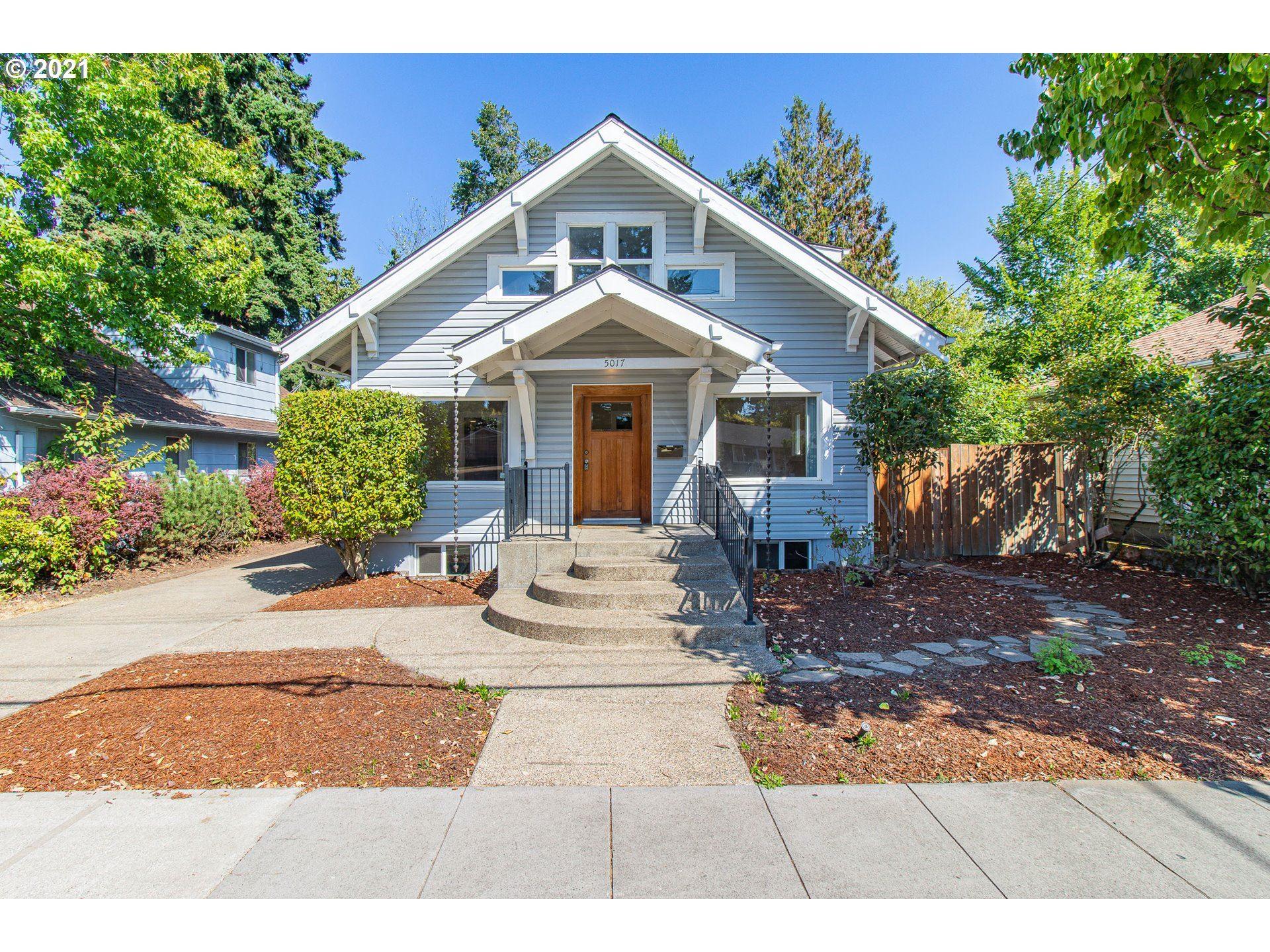5017 SE WOODSTOCK BLVD, Portland, OR 97206 - MLS#: 21696902