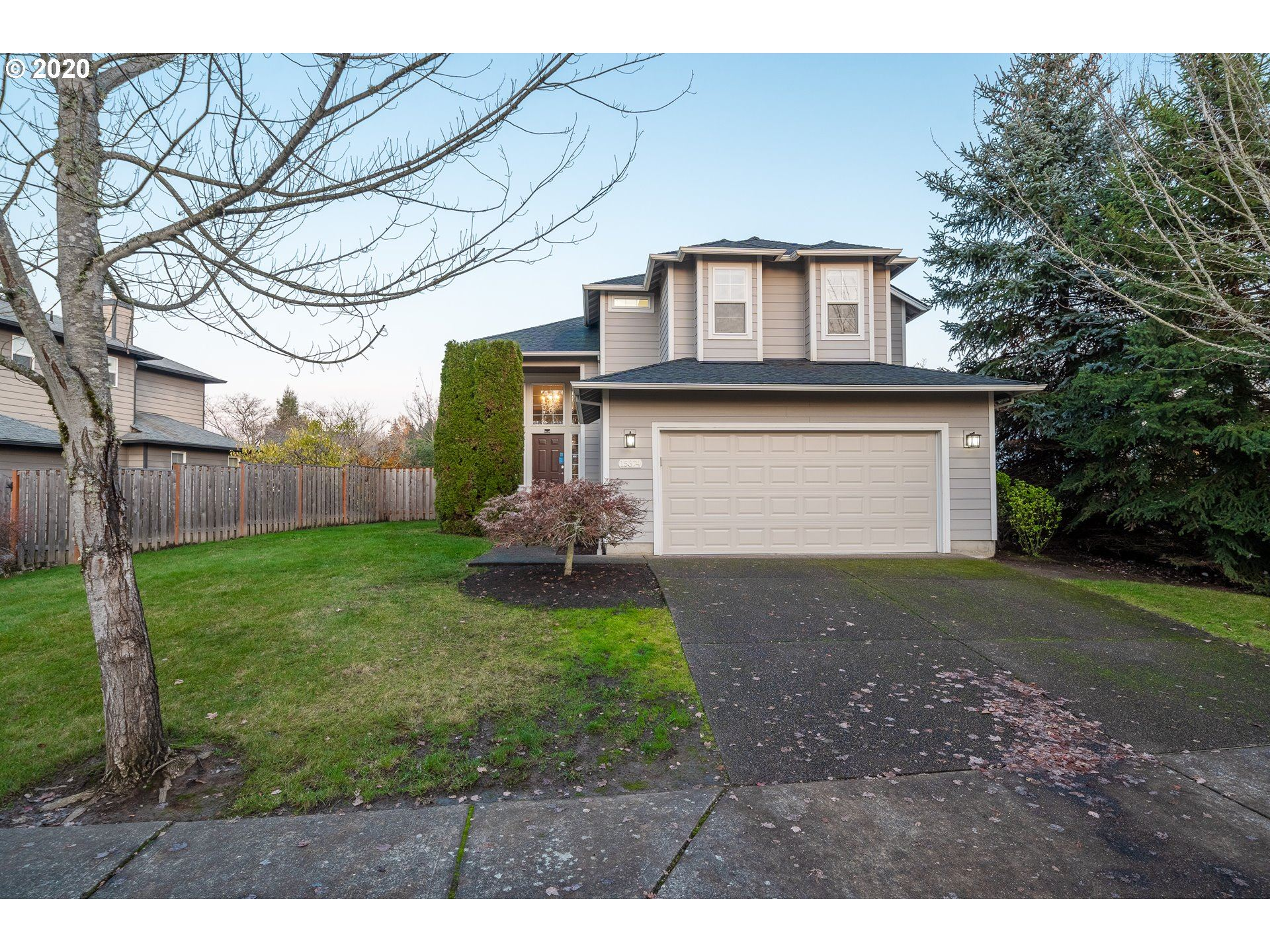 Photo for 15374 NW ANDALUSIAN WAY, Portland, OR 97229 (MLS # 20015904)