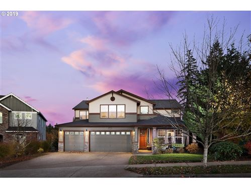 Photo of 12138 SE TURLEY PL, Happy Valley, OR 97086 (MLS # 19233909)