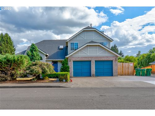 Photo of 12550 SW EDGEWATER CT, Tigard, OR 97223 (MLS # 20539909)