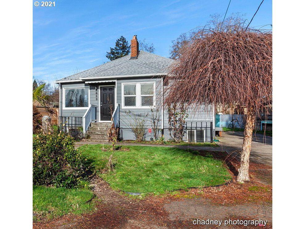 8833 SE HENDERSON ST, Portland, OR 97266 - MLS#: 21487910