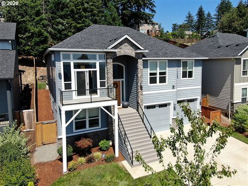 Photo of 14291 SE LYON ST, Happy Valley, OR 97086 (MLS # 20215911)