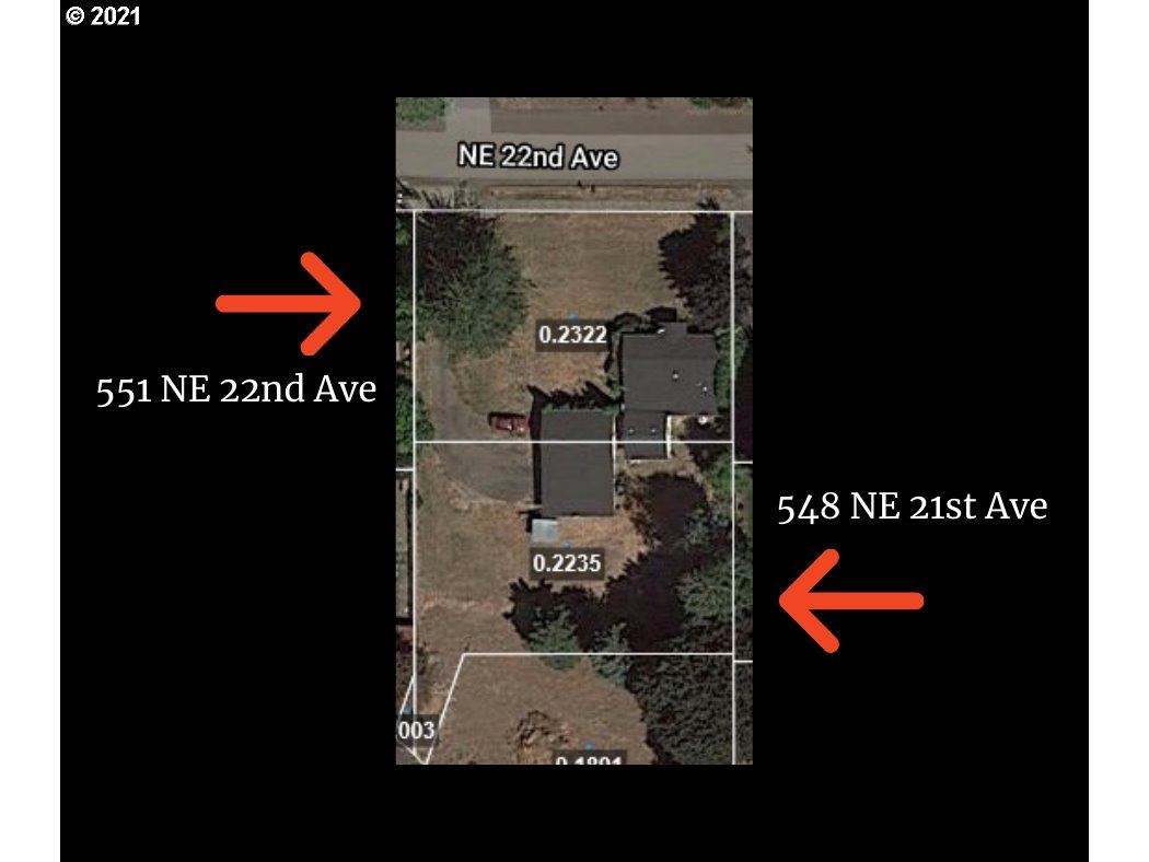 Photo of 551 NE 22ND AVE, Canby, OR 97013 (MLS # 21102914)