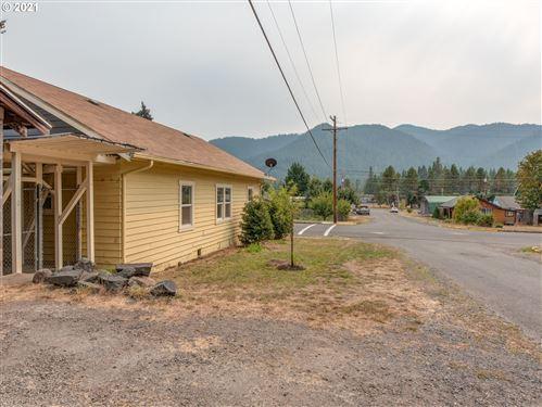 Tiny photo for 48189 E 1ST ST, Oakridge, OR 97463 (MLS # 21094915)