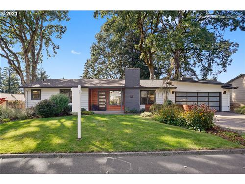 Photo of 13227 SW 61ST AVE, Portland, OR 97219 (MLS # 21058917)