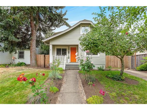 Photo of 7913 N DWIGHT AVE, Portland, OR 97203 (MLS # 20434918)