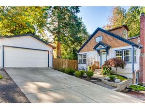 Photo of 7920 SW WEST SLOPE DR, Portland, OR 97225 (MLS # 19466920)