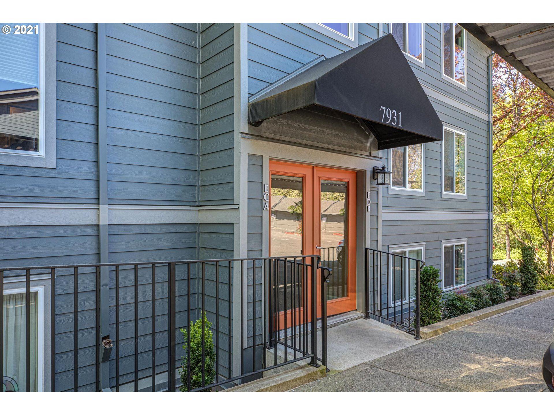 7931 SW 40TH AVE #F, Portland, OR 97219 - MLS#: 21284920