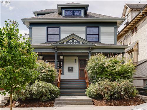 Photo of 2052 NW KEARNEY ST, Portland, OR 97209 (MLS # 21276922)