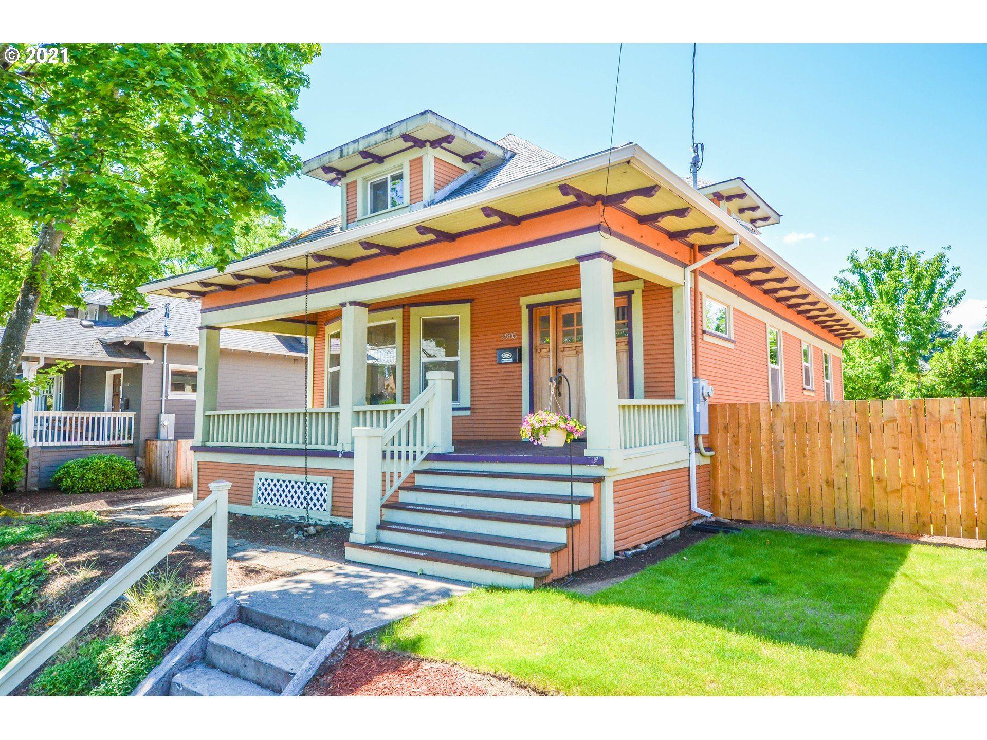 4905 NE 17TH AVE, Portland, OR 97211 - MLS#: 21002925