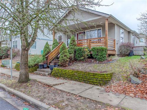 Photo of 8331 N BANK ST, Portland, OR 97203 (MLS # 19018929)