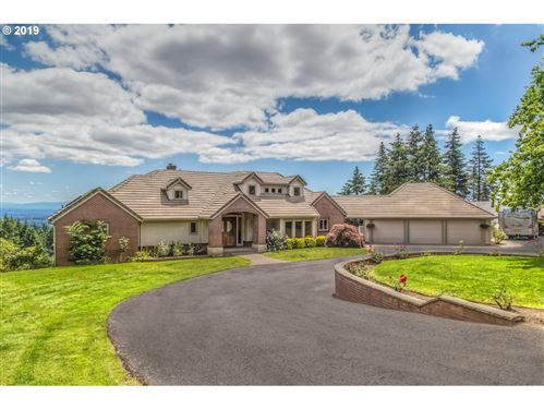 Photo of 16860 SW PARRETT MOUNTAIN RD, Sherwood, OR 97140 (MLS # 19672929)