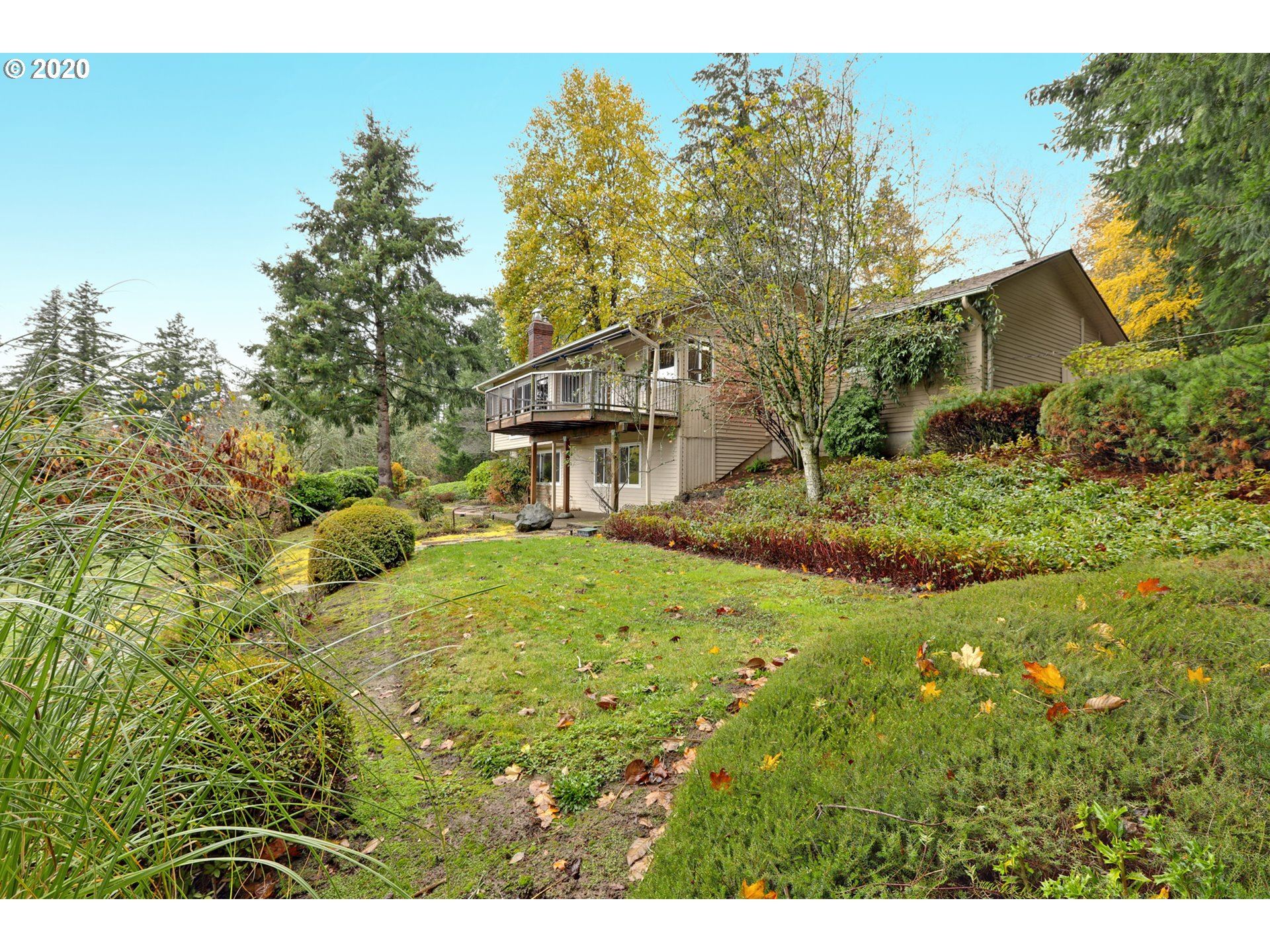 Photo for 13317 NW GERMANTOWN RD, Portland, OR 97231 (MLS # 20525929)