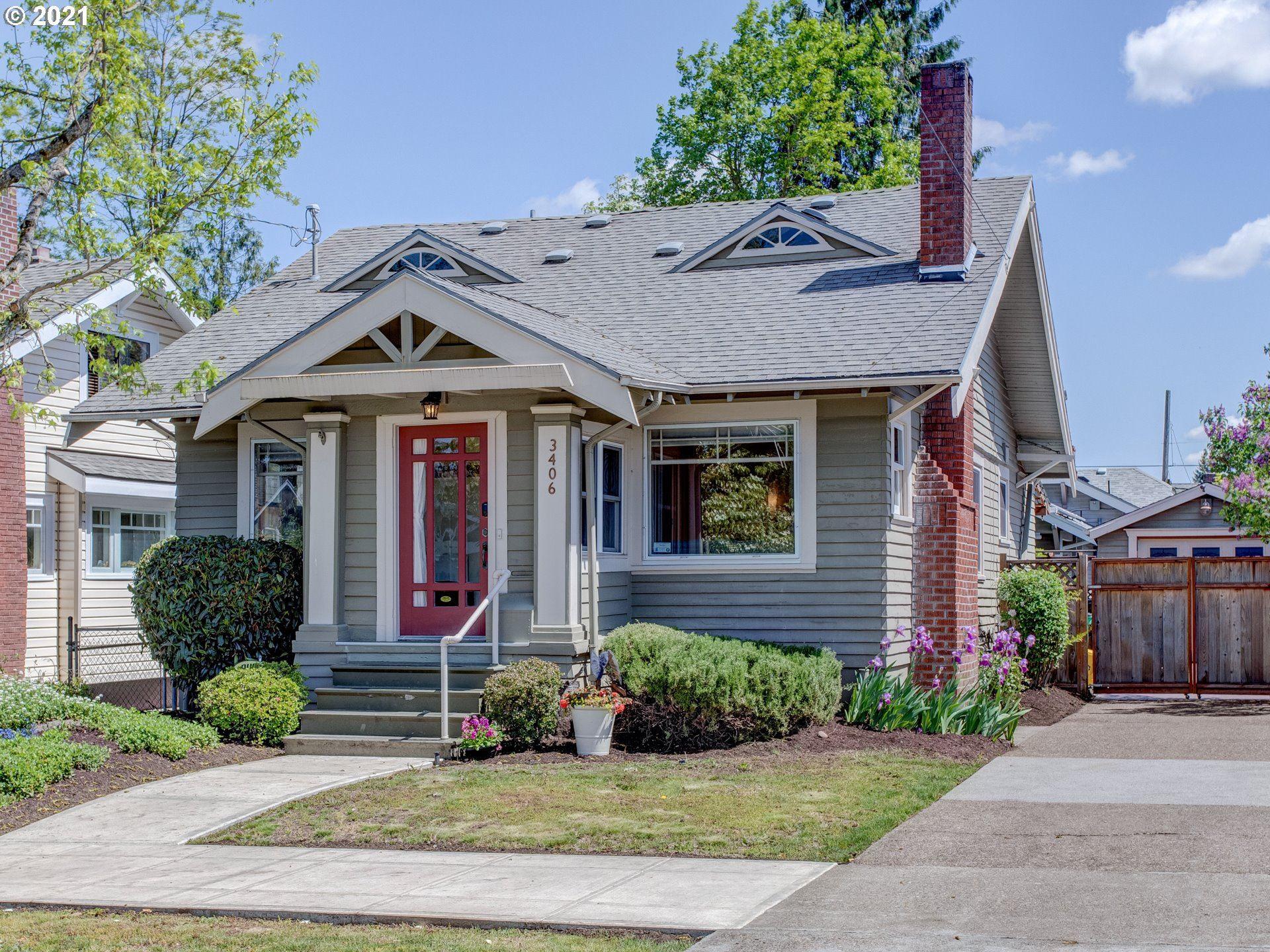 3406 NE 64TH AVE, Portland, OR 97213 - MLS#: 21226930