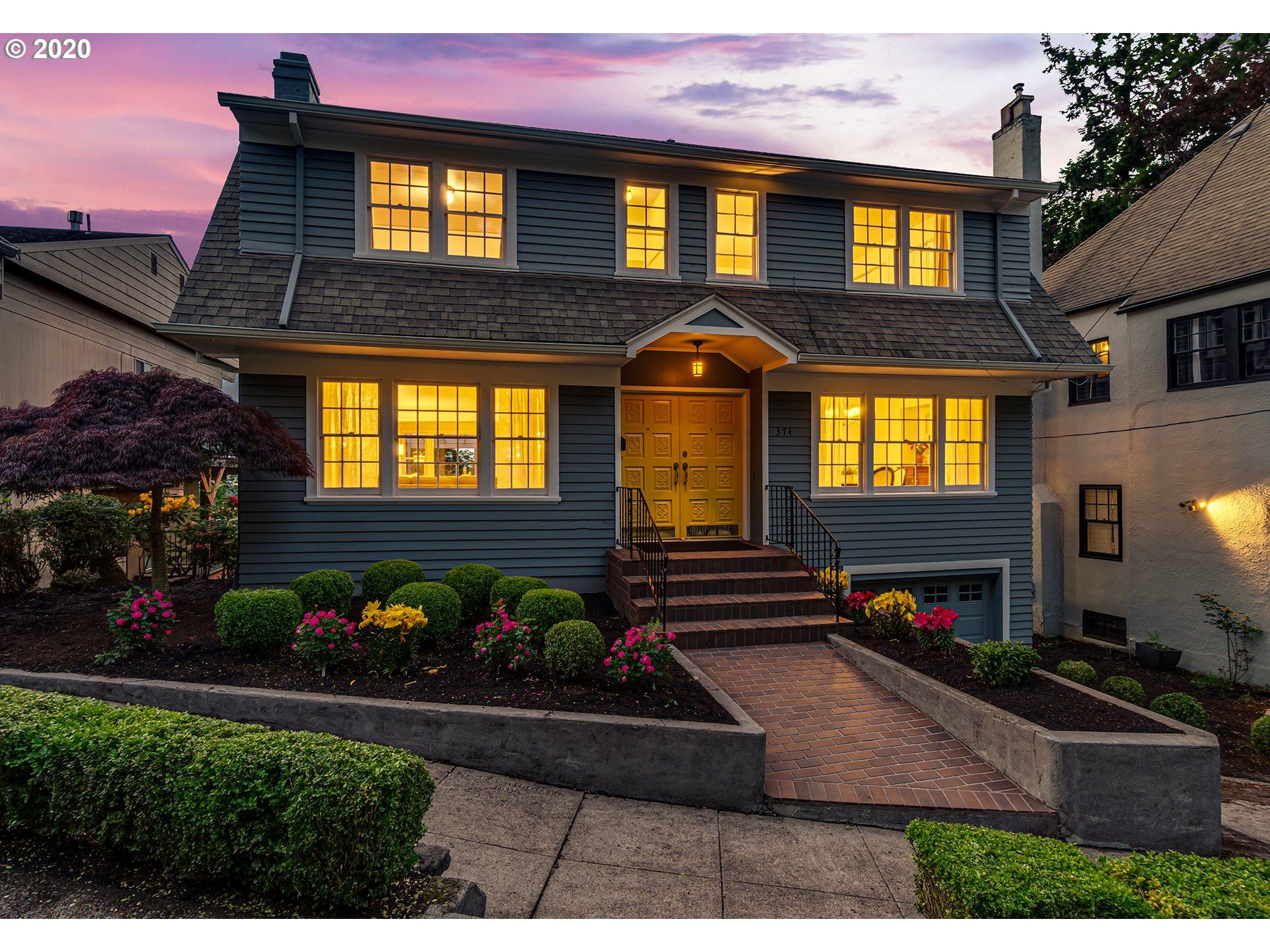 374 NW MACLEAY BLVD, Portland, OR 97210 - MLS#: 20449934