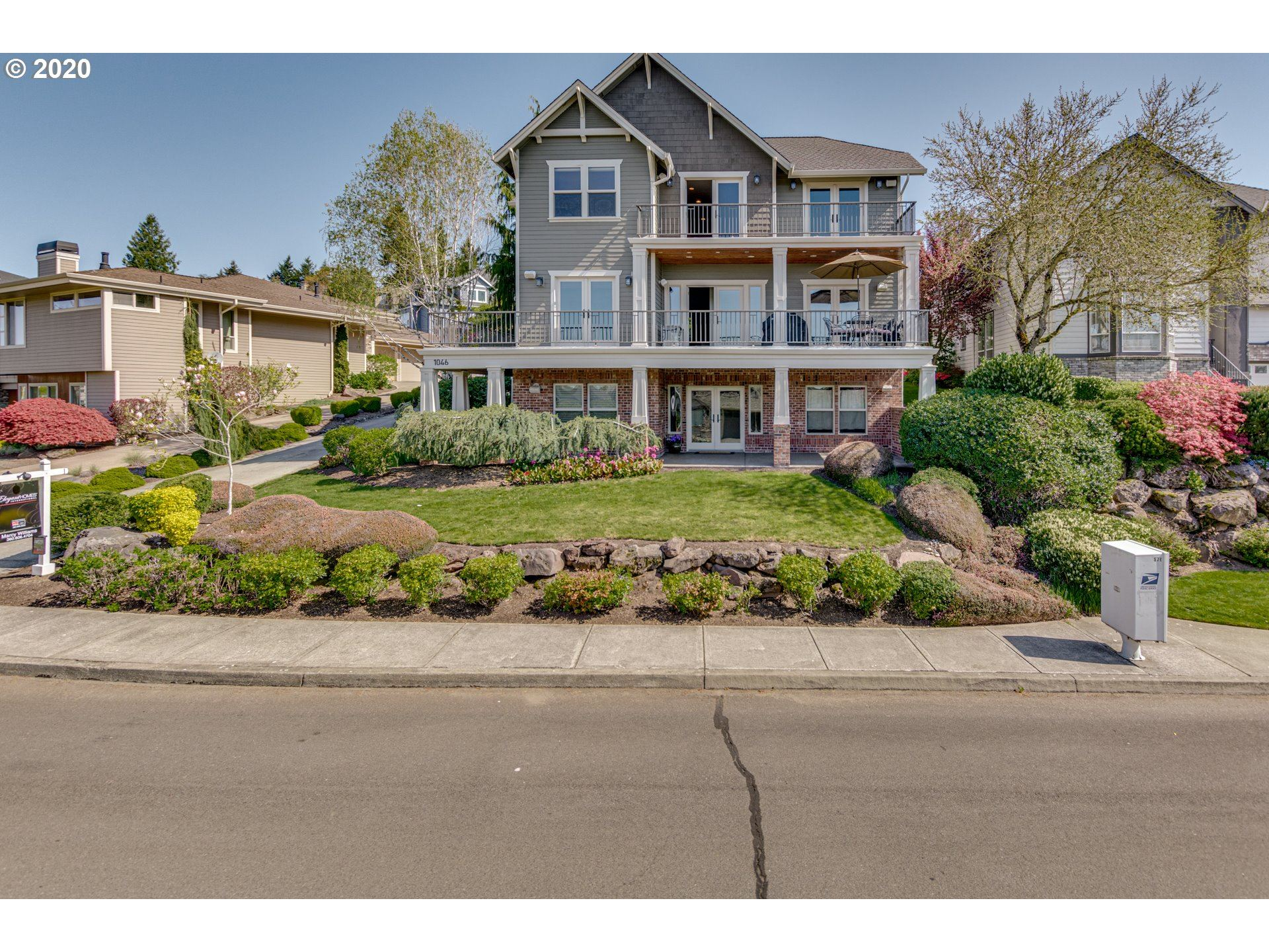 Photo for 1046 NW DEERFERN LOOP, Camas, WA 98607 (MLS # 20583934)