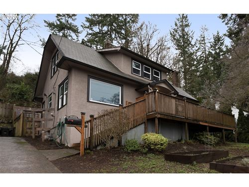 Photo of 21665 WILLAMETTE DR, West Linn, OR 97068 (MLS # 20284936)