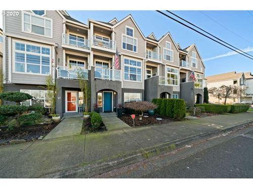 Photo of 518 NE BRIDGETON RD, Portland, OR 97211 (MLS # 20581936)