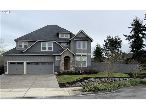 Photo of 4500 NW FREMONT ST, Camas, WA 98607 (MLS # 21255937)