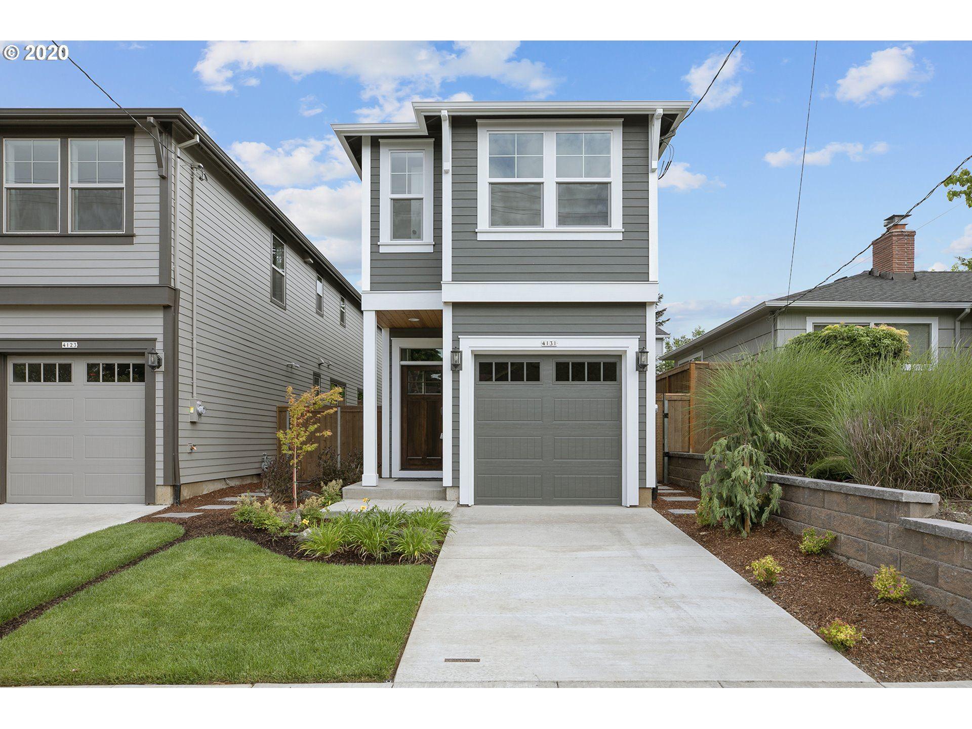 4131 SE Bybee BLVD, Portland, OR 97202 - MLS#: 20185937