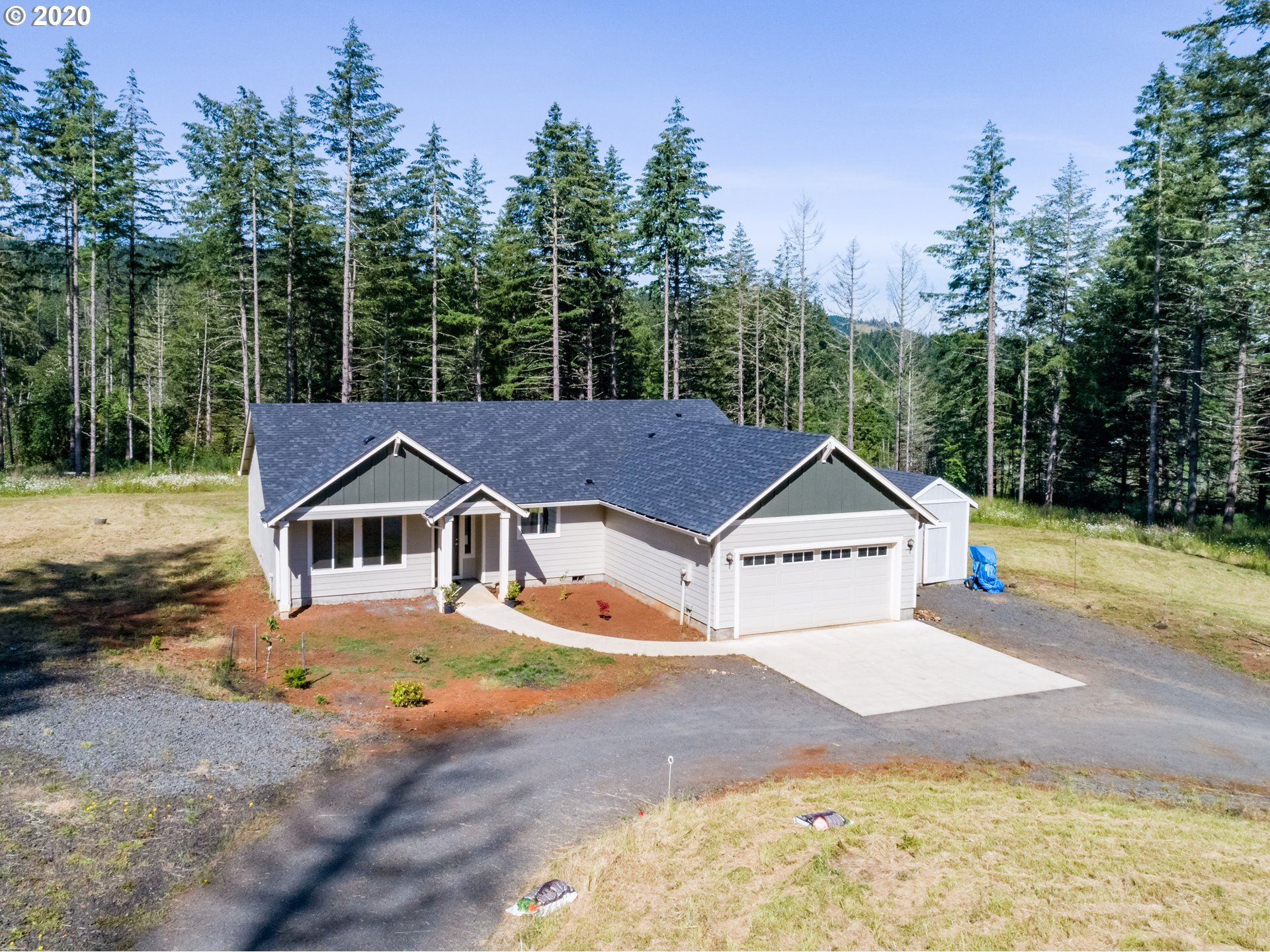 Photo for 82320 BEAR CREEK RD, Creswell, OR 97426 (MLS # 20430941)