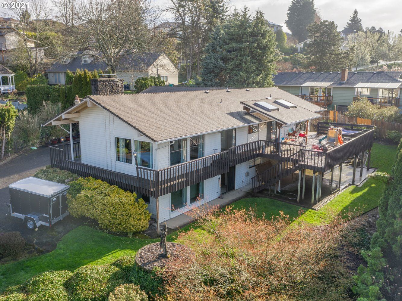 7907 NW FRUIT VALLEY RD, Vancouver, WA 98665 - MLS#: 21572946