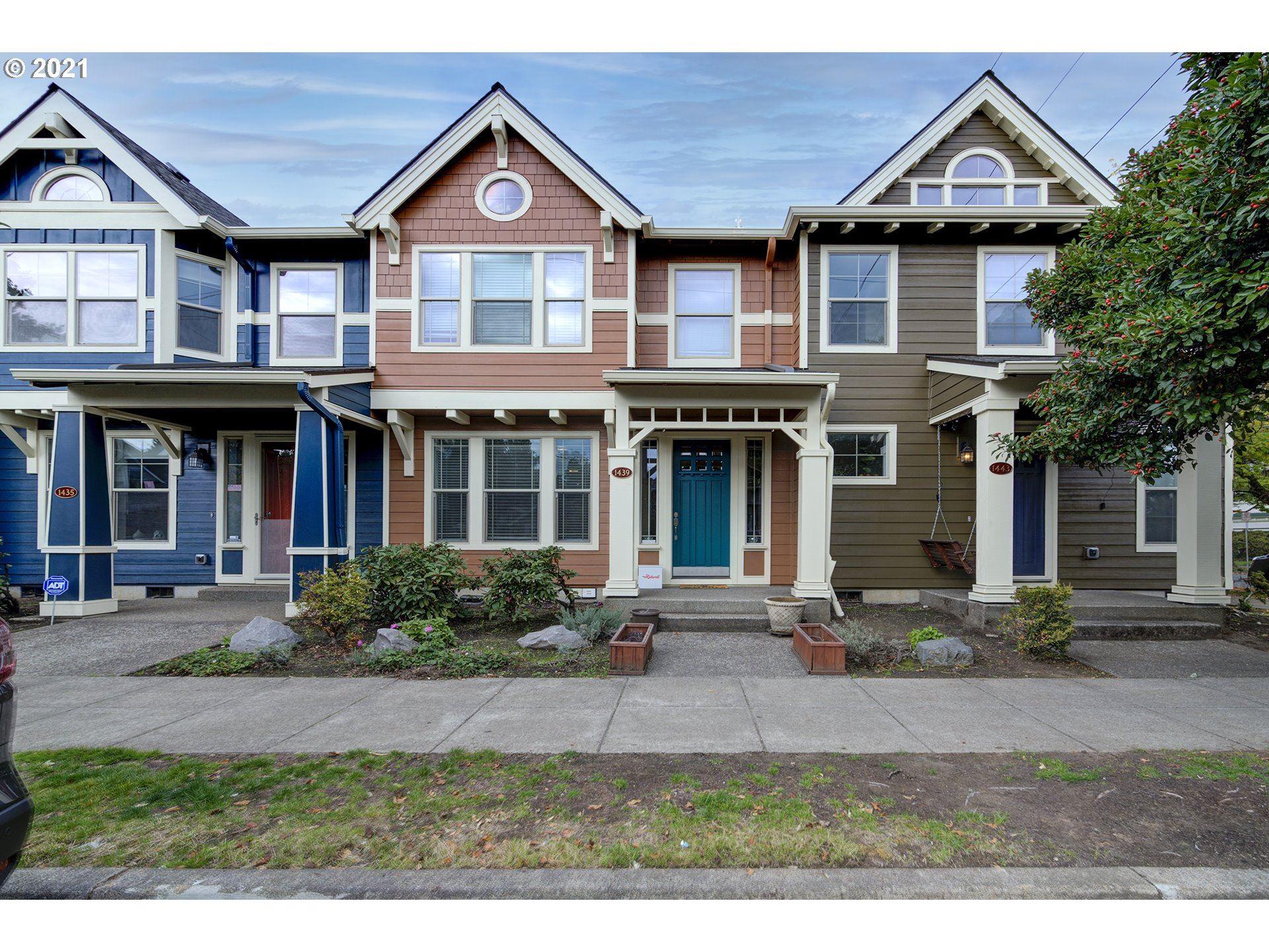 1439 SE HARNEY ST, Portland, OR 97202 - MLS#: 21519952