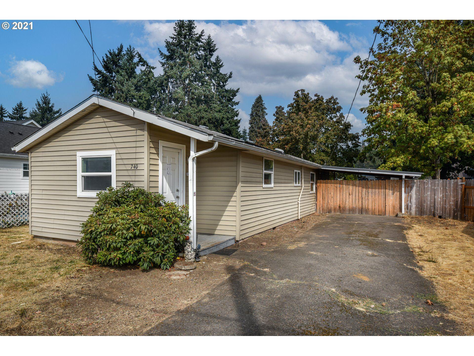740 W M ST, Springfield, OR 97477 - MLS#: 21102953