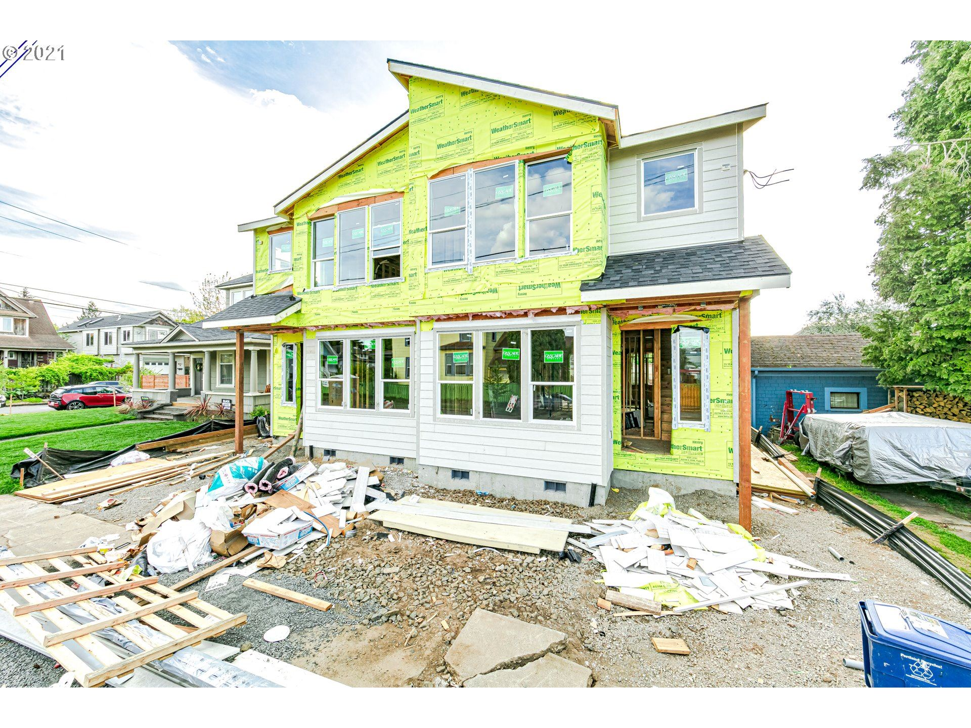 3923 SE 54TH AVE, Portland, OR 97206 - MLS#: 21147961