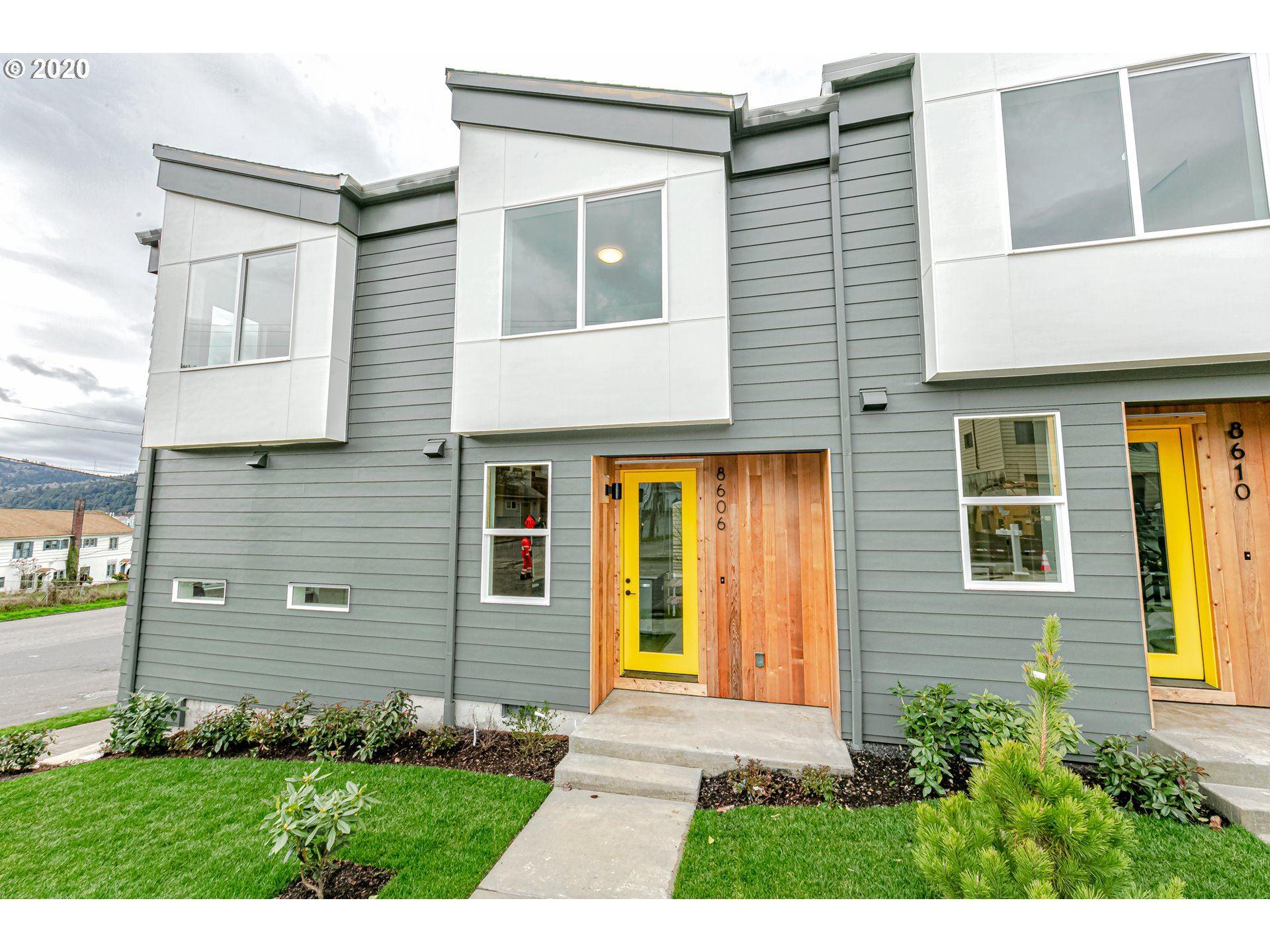 8606 N Edison ST #5, Portland, OR 97203 - #: 20656972
