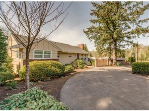 Photo of 5859 SW OLESON RD, Portland, OR 97225 (MLS # 19491973)