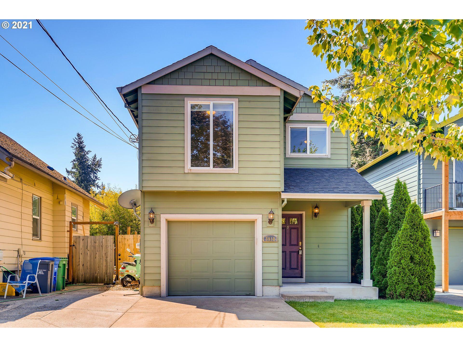 7914 SE TOLMAN ST, Portland, OR 97206 - MLS#: 21204974