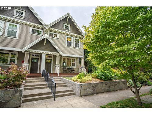 Photo of 3969 N OVERLOOK BLVD #B, Portland, OR 97227 (MLS # 20525977)