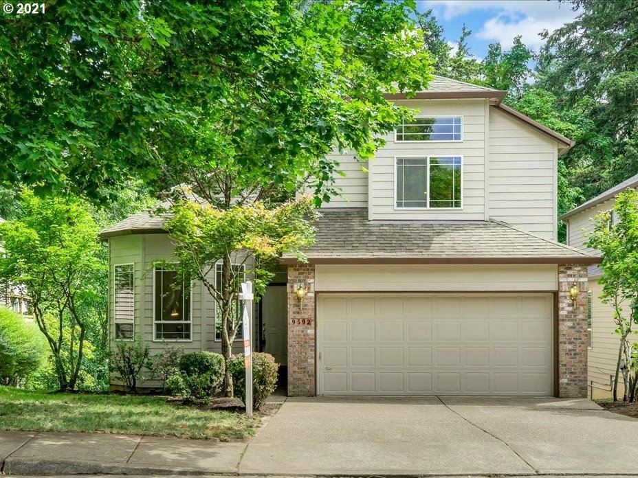 9592 NW ARBORVIEW DR, Portland, OR 97229 - MLS#: 21372979